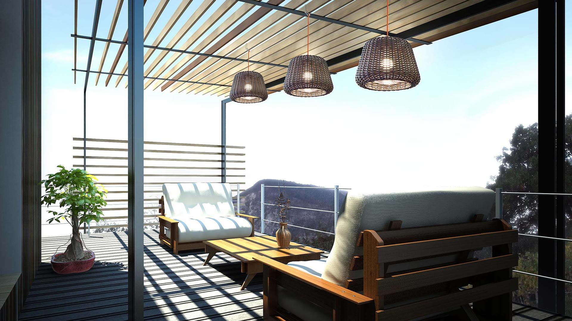 Illuminazione per esterni youlight sistemi di - Illuminazione a pavimento per esterni ...
